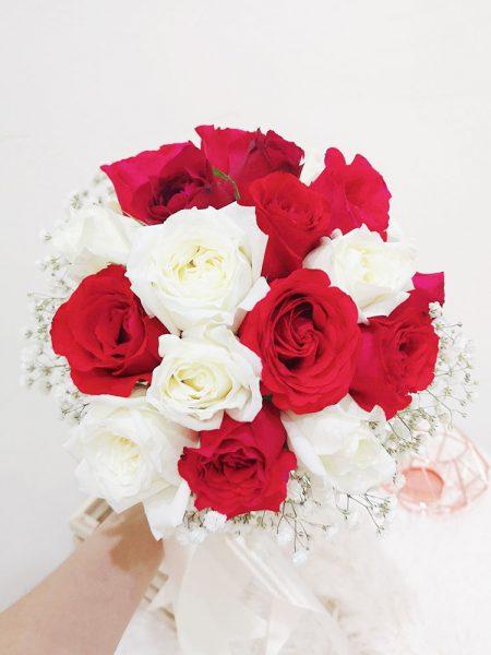 Evelyn - Bridal Bouquet