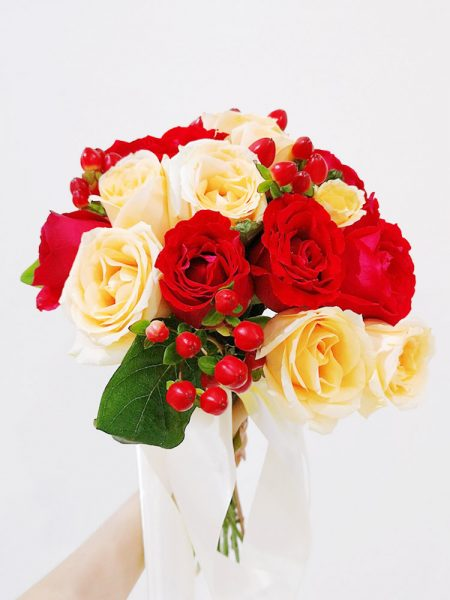 Amber - Bridal Bouquet