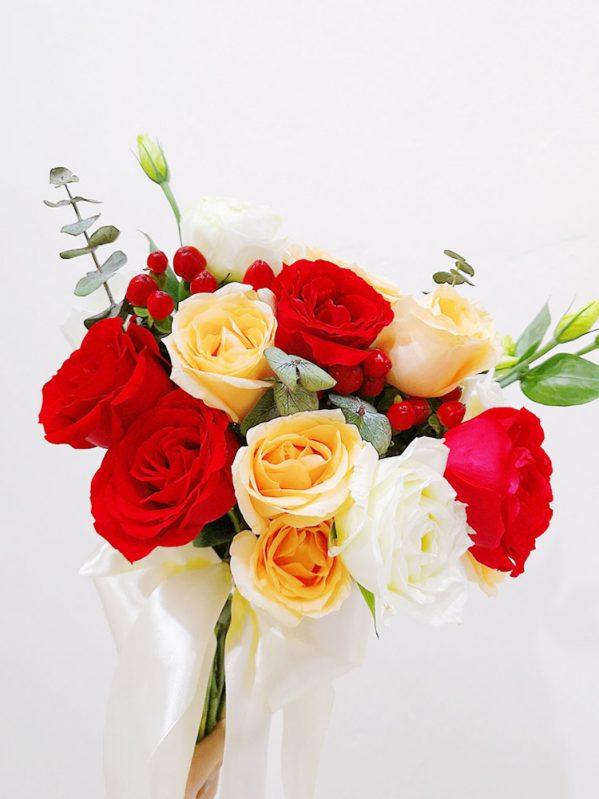 Aurore - Bridal Bouquet