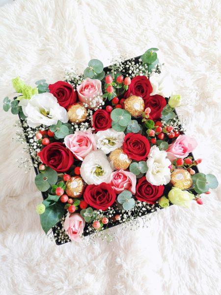 Rosy Treasure